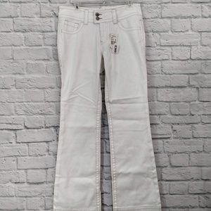 CAbi   VINTAGE & NWT! White Jeans